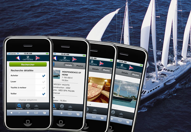Yacht_Mobile_Website