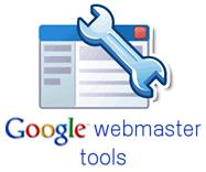 Webmaster Tools Logo
