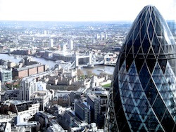 London is Worlds Best City for Foreign Real Estate Investors