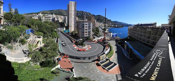 F1 Fairmont Hotel in Monaco