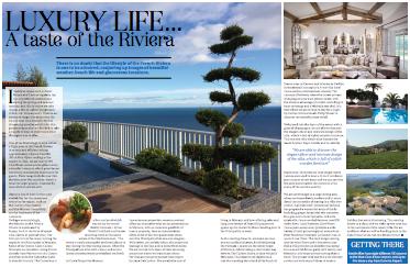 Luxury Life Article