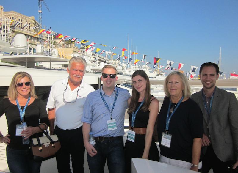 Monaco Yacht Show Press