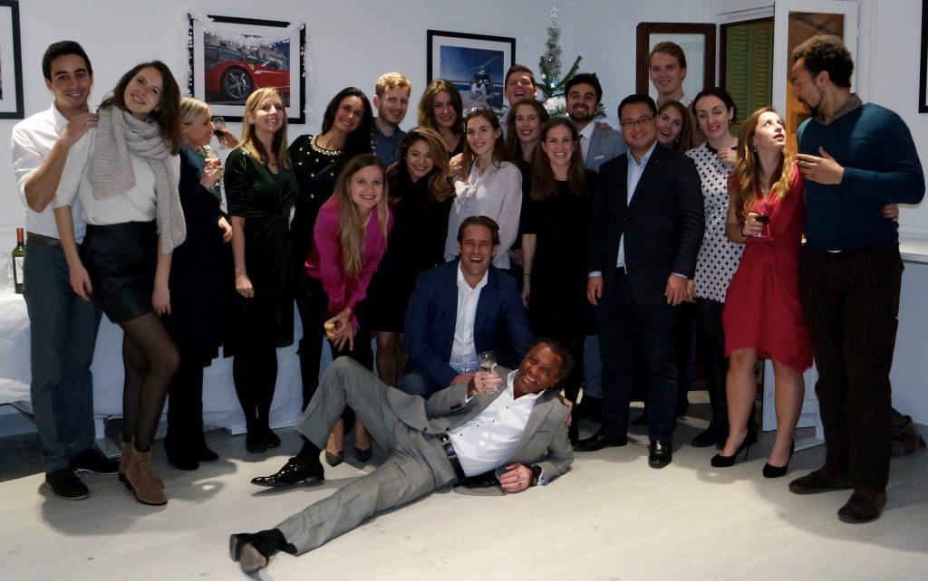 Relevance Digital Marketing Xmas Party Monaco 2016