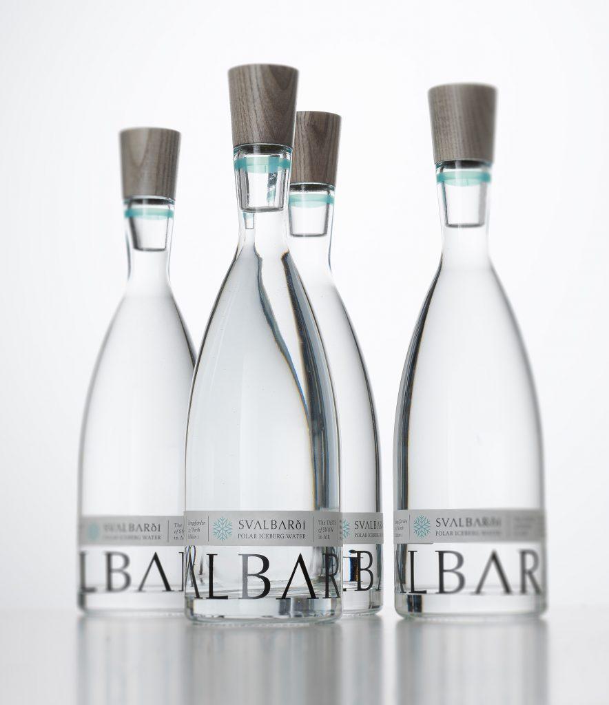 Svalbardi water bottle group