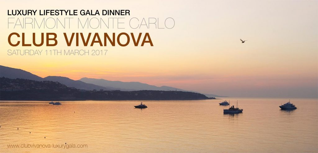 Vivanova Gala Dinner Relevance Web