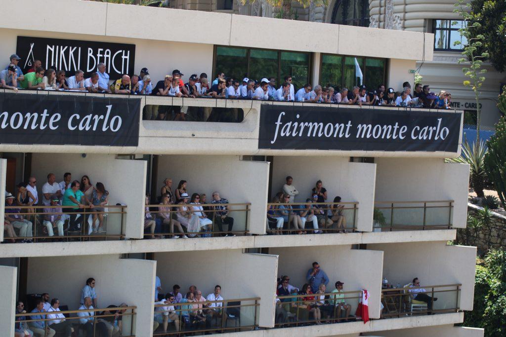 Fairmont hotel Monaco Grand Prix