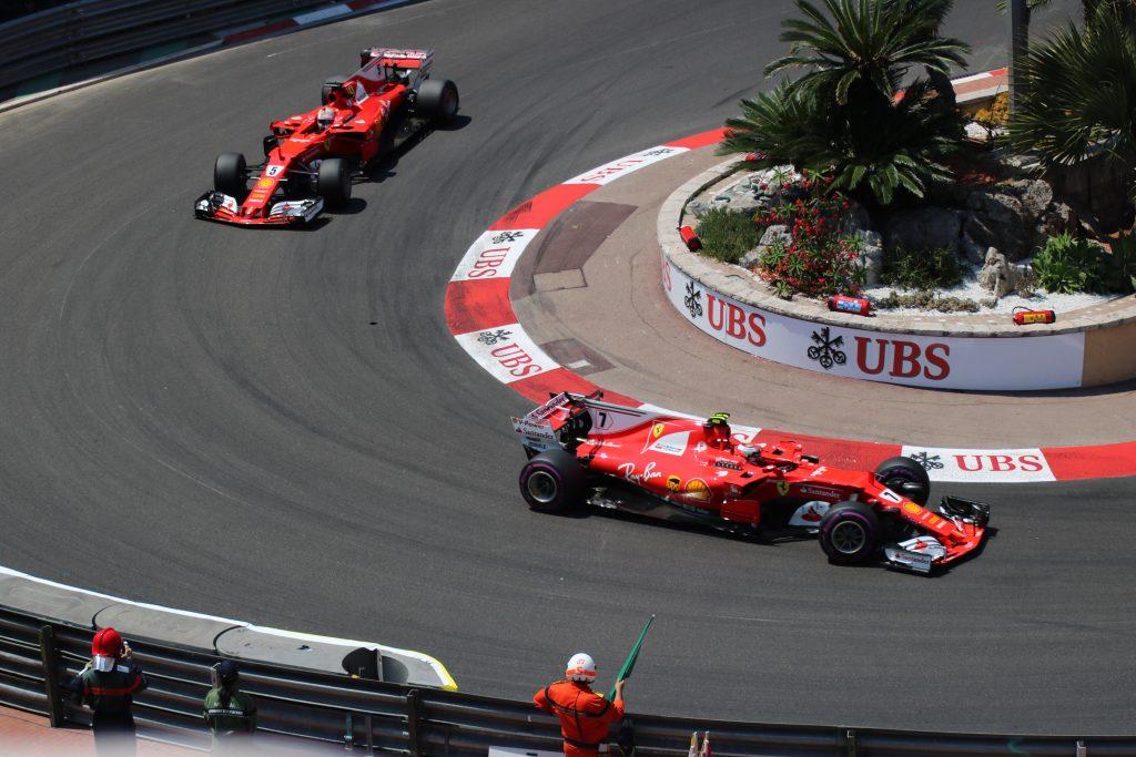 Fairmont hairpin Monaco Grand Prix