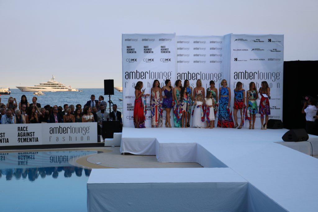 Amber Lounge Monaco fashion show