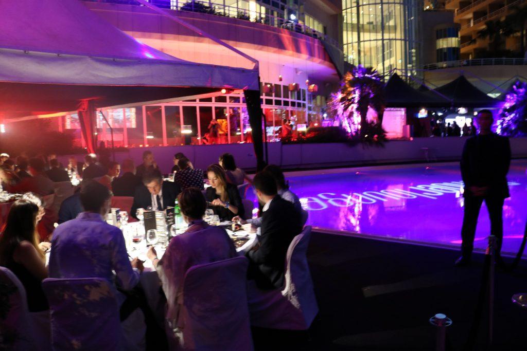 Amber Lounge Monaco 2017