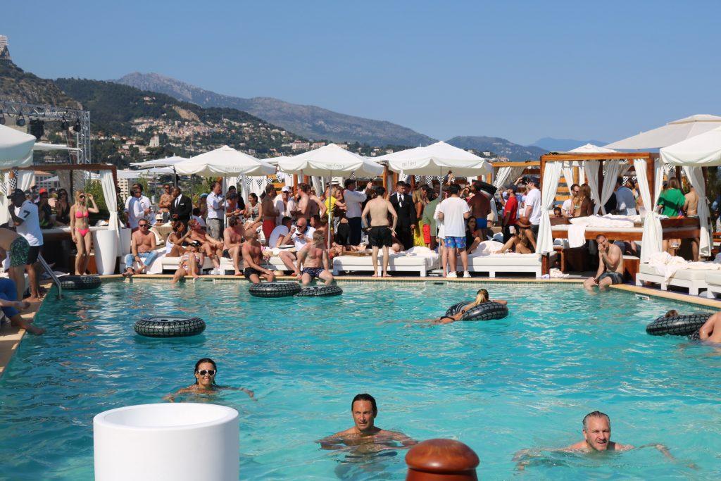Nikki Beach Monaco Grand Prix