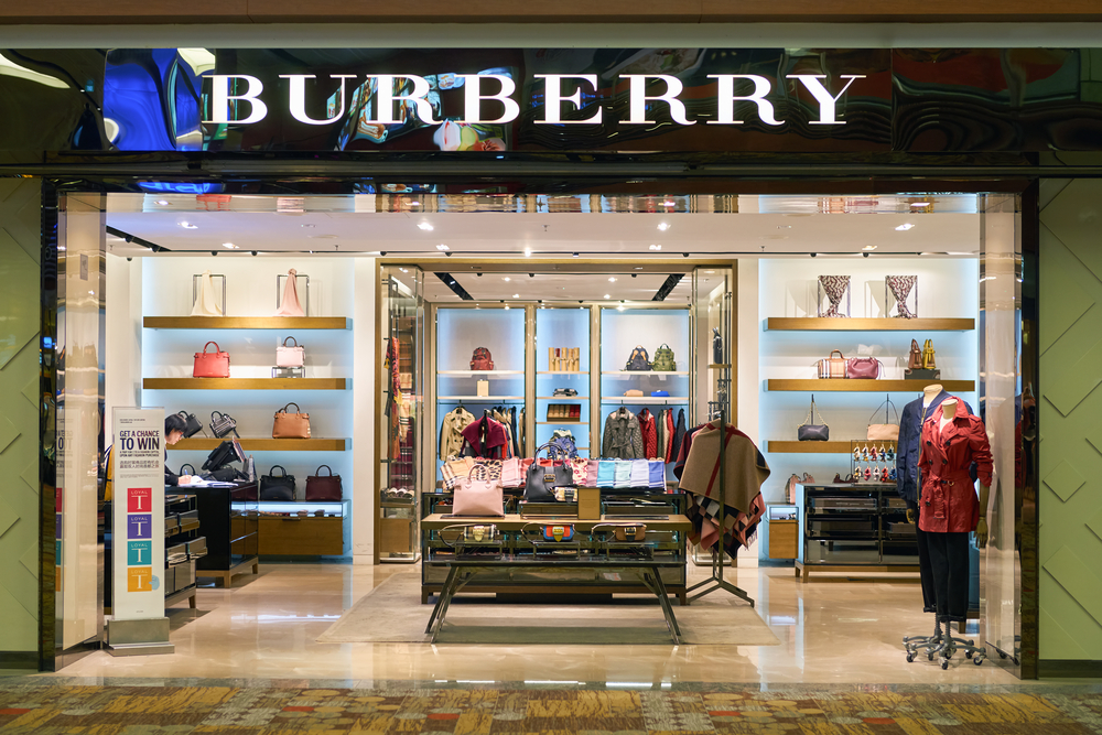 Burberry did a great job of reconnecting with high networth individuals