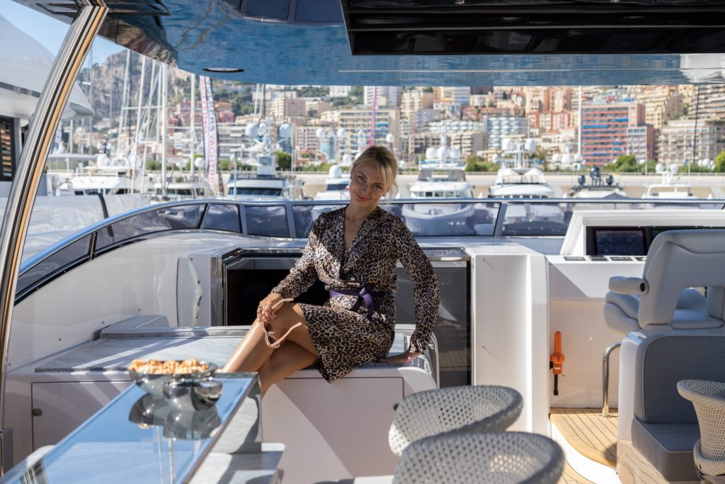 Photography for yacht shows