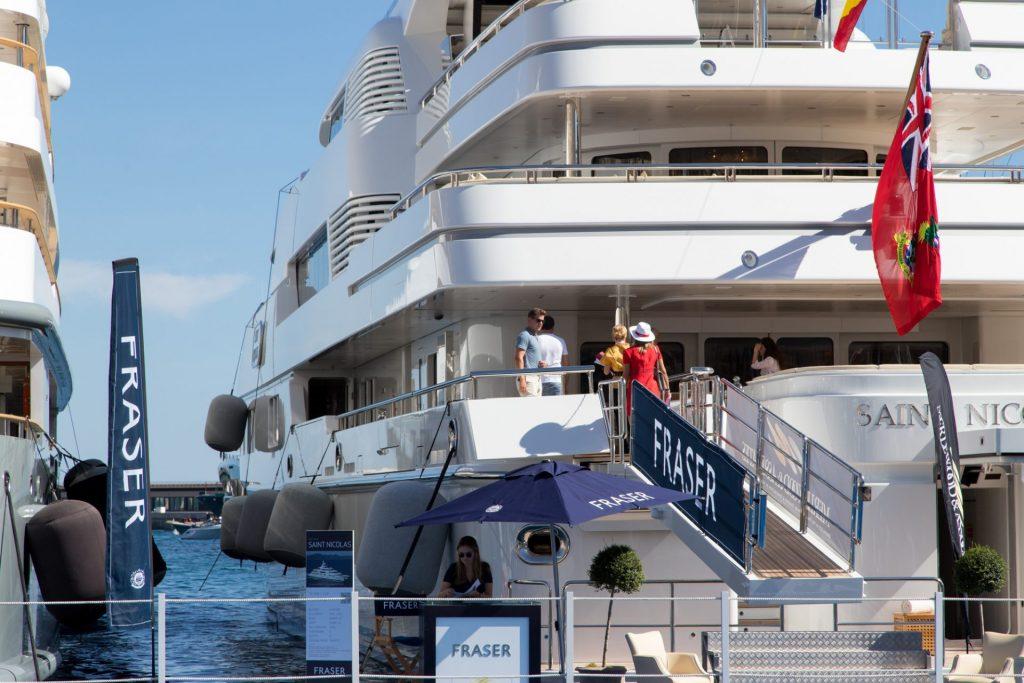 Yacht Show Marketing Cannes Monaco FLIBS